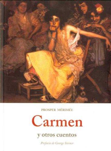 9788497166423: Carmen y otros cuentos (El Barquero (olañeta))