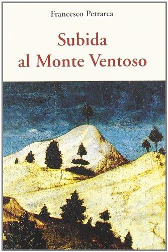 9788497167161: Subida al monte ventoso (Centellas (olañeta))