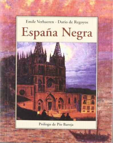 9788497167765: España negra (Terra Incognita Menor)