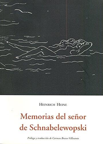9788497168007: Memorias del señor de schnabelewopski (El Barquero (olañeta))