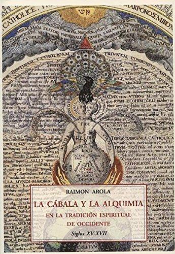 9788497168106: CABALA Y LA ALQUIMIA MA-14