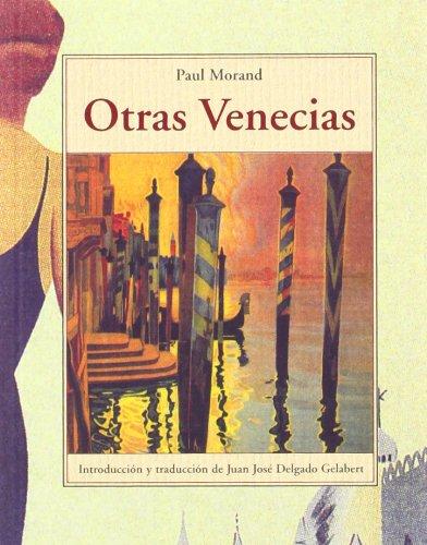 9788497168113: Otras venecias (Terra Incognita)