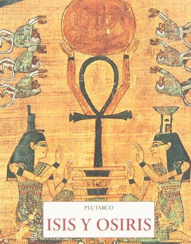 9788497168571: Isis y Osiris