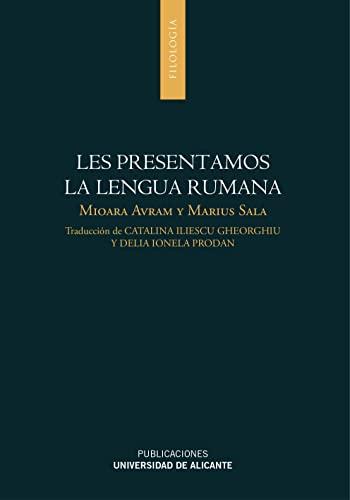 9788497172769: Presentamos la lengua rumana,Les (Monografías)