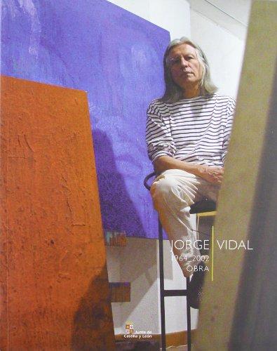 Jorge vidal, 1964-2002. obra