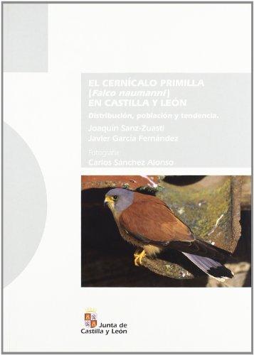 9788497184069: El cernicalo primilla (falco naumanni) en Castilla y León