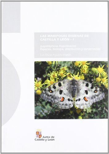 Mariposas diurnas castilla (2t) - Aguado Martin, Luis Oscar