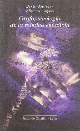 9788497184847: Grafopsicologia de la mistica española