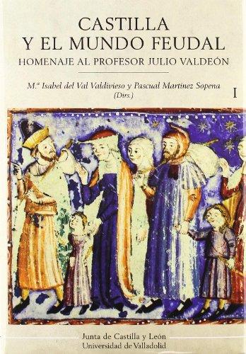 9788497185820: Castilla y el mundo feudal