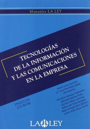 9788497251488: Tecnologías de la información y las comunicaciones en la empresa