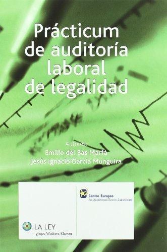 9788497257848: PRACTICUM DE AUDITORIA LABORAL DE LEGALIDAD