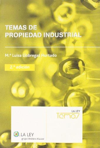 9788497258357: Temas de Propiedad Industrial