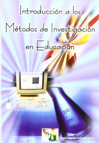 9788497270069: Introducción a los Métodos de Investigación en Educación (EOS Universitaria)