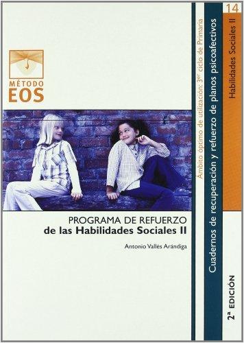 9788497271349: Habilidades Sociales II (Método EOS)