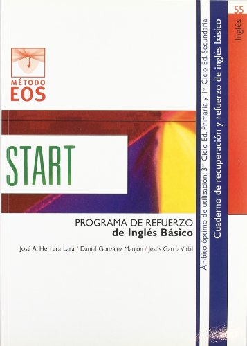 9788497271363: Programa De Refuerzo De Inglés Básico