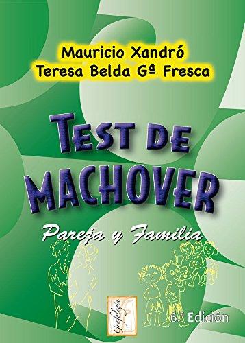 Test de Machover, pareja y familia: Xandró, M.