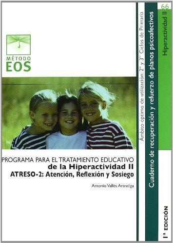 Cuaderno para el tratamiento educativo de la: Antonio Vallés Arándiga