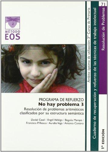 9788497273510: NO HAY PROBLEMA 3 - PROGRAMA DE REFUERZO