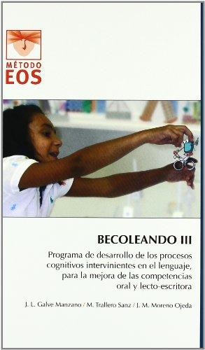 9788497273671: BECOLEANDO III (Método EOS)