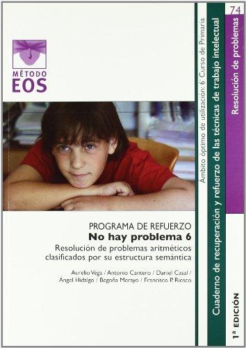 9788497273886: No hay Problema 6 (Método EOS)