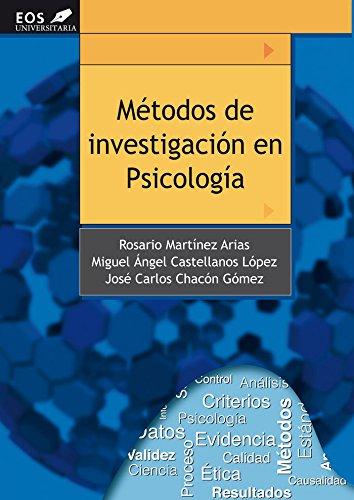 9788497274166: Metodos De Investigacion En Psicologia: 18 (EOS Universitaria)