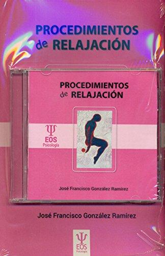 9788497276092: Procedimientos De Relajacion (O.Completa Inc.Cd) (EOS Psicología)