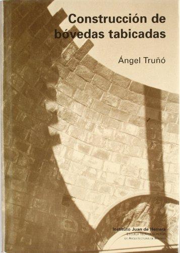 9788497281300: Construction of timbrel vaults (soft) (Spanish Edition)
