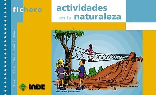 9788497290555: Actividades en la naturaleza