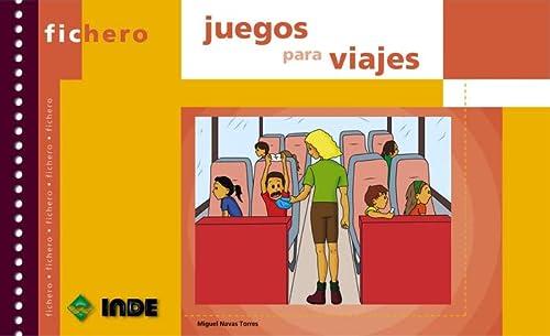 FICHERO DE JUEGOS PARA VIAJES: NAVAS TORRES, MIGUEL
