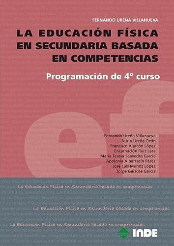 EDUCACION F.SECUNDARIA 4 PROGRAMACION CUARTO: Fernando;Ureña Ortin, Nuria;Alarcón