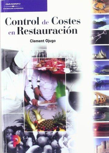 9788497320184: Control de Costes En Restauracion (Spanish Edition)