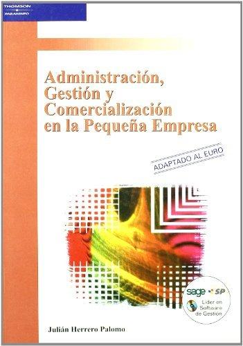 9788497320290: Administración, gestión y comercialización en la pequeña empresa
