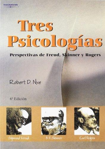 9788497320603: Tres psicologías (Educacion)