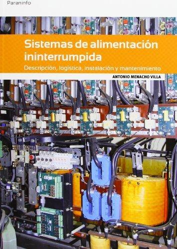 9788497320672: Sistemas de alimentación ininterrumpida