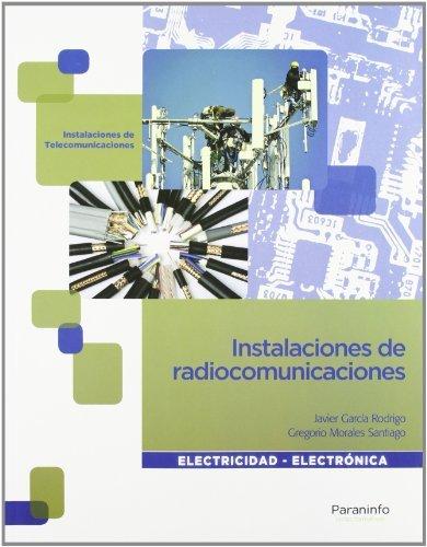 9788497320788: Instalaciones de radiocomunicaciones (Electricidad Electronica)