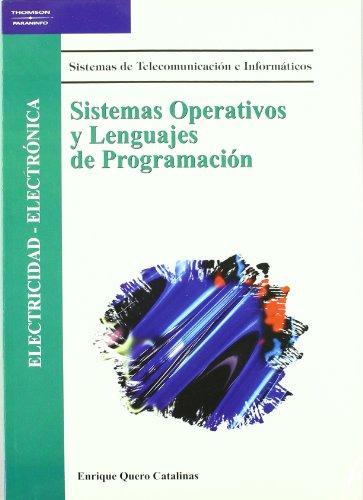 9788497321501: Sistemas operativos y lenguajes de programación