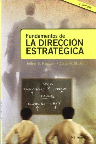 9788497321600: Fundamentos de la dirección estratégica