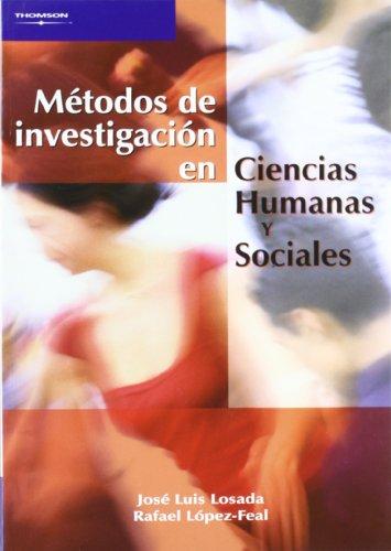 Metodos de investigacion en ciencias humanas y: Vv.Aa