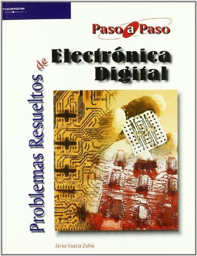 9788497321952: Problemas resueltos de electrónica digital