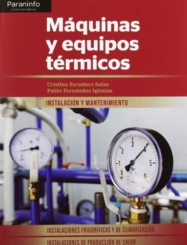 9788497322614: MAQUINAS Y EQUIPOS TERMICOS