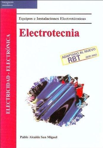 9788497322706: Electrotecnica (ciclos) rbt nuevo