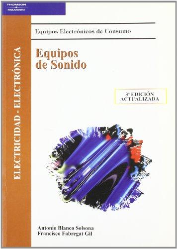 9788497322720: Equipos De Sonido