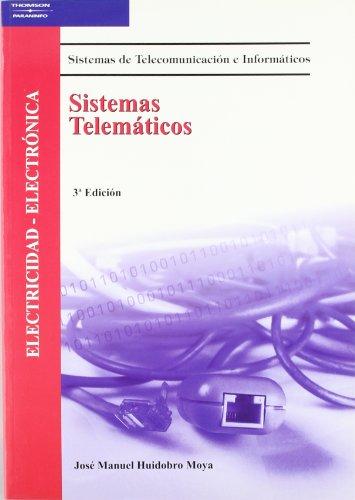 9788497323116: Sistemas telemáticos (Electricidad Electronica)
