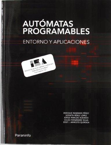 Autómatas Programables. Entorno Y Aplicaciones: MANDADO (323284)