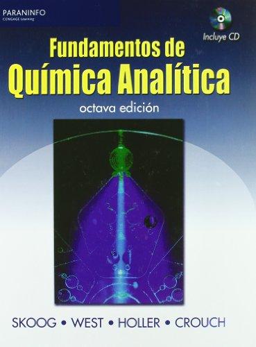 FUNDAMENTOS DE QUÍMICA ANALÍTICA: DOUGLAS A. SKOOG