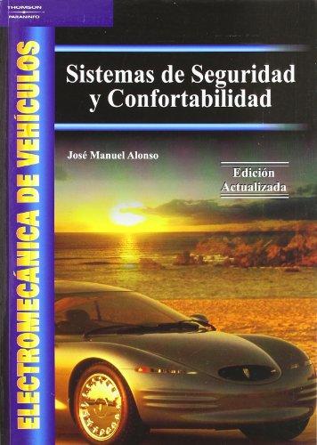 9788497323376: Electromecánica de vehículos. Sistemas de seguridad y confortabilidad