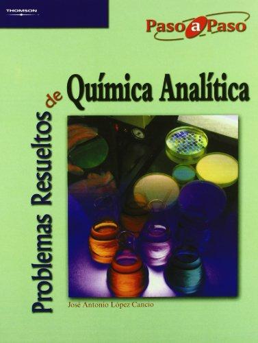 9788497323482: Problemas Resueltos De Química Analítica