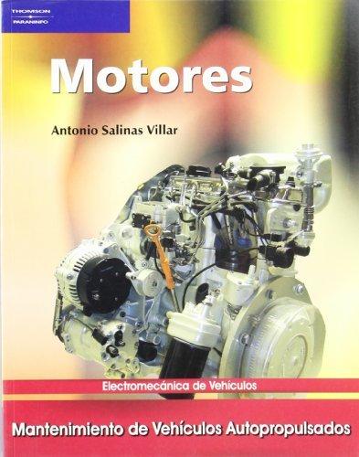 9788497323680: Electromecánica de vehículos. Motores