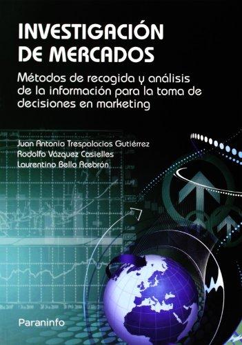 9788497323772: Investigacion de Mercados (Spanish Edition)