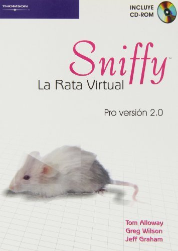 9788497323932: Sniffy la rata virtual. Pro version 2.0